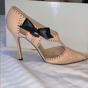 Manolo Blahnik beautiful like suede shoes